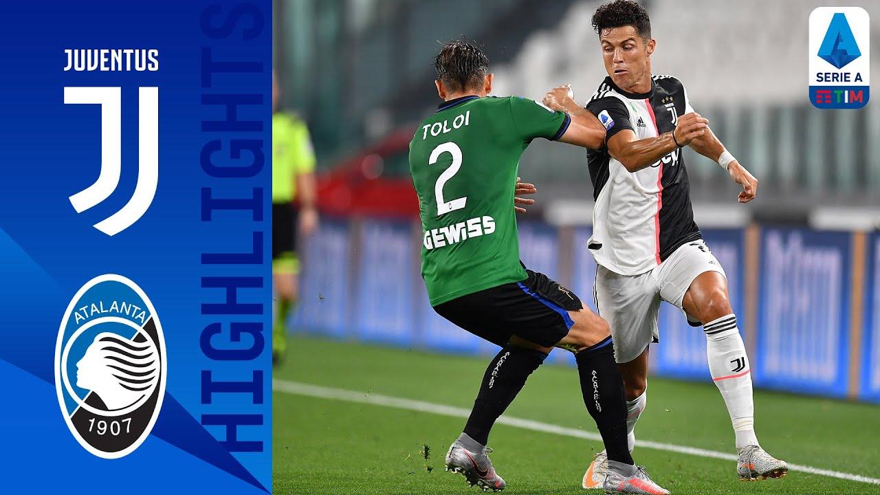 Juventus 2-2 Atalanta   Due rigori di CR7 salvano la Juve   Serie A TIM