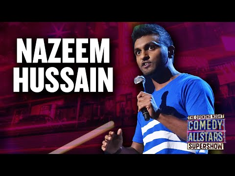 Nazeem Hussain - 2017 Opening Night Comedy Allstars Supershow