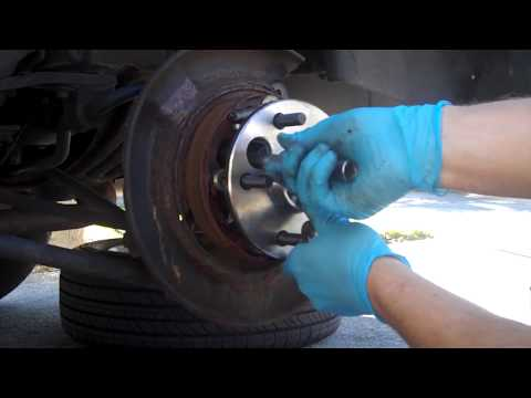 how to change parking brake shoes on a toyota corolla
