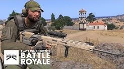 » IM DRECK! « - Arma 3: Battle Royale  [60FPS]