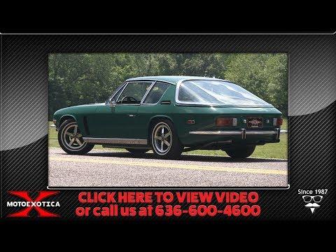 1974 Jensen Interceptor III || For Sale