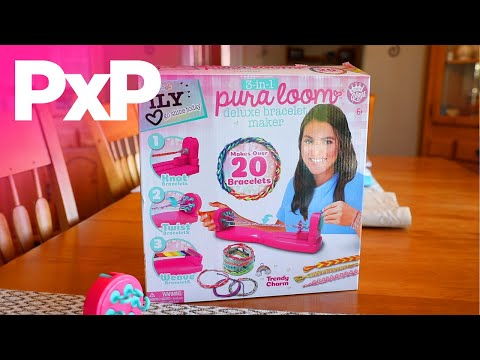 Seal the BFF deal with perfect Pura Loom bracelets! | A Toy Insider Play by Play