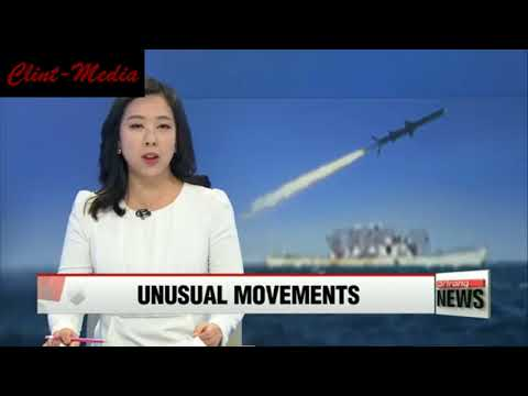 Breaking :Classified Leak-USA Spy Satellites Detected North Korea Loading Anti Ship Cruise Missiles