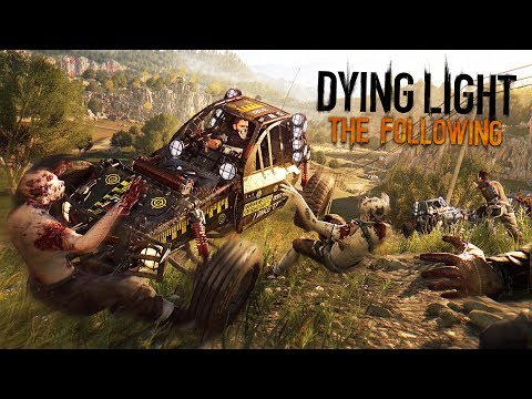 ULTIMATE ZOMBIE BATTLE VEHICLE!! (Dying Light: The Following)