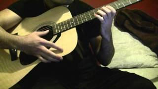 Enrique Iglesias - Bailamos Acoustic Guitar Cover + Solo
