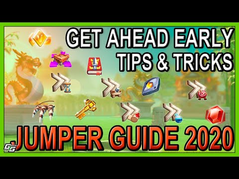 JUMPER GUIDE 2020 - ALL YOU NEED TO KNOW, TIPS & TRICKS! - Rise Of Kingdoms