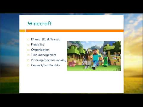Randy Kulman  - Using Popular Video Games to Improve Executive Functions and SEL Skills