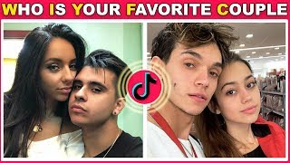 Who Is Your Favorite Couple? - Cyrus Dobre And Stina Kayy Vs Lucas Dobre And Ivanita Lomeli
