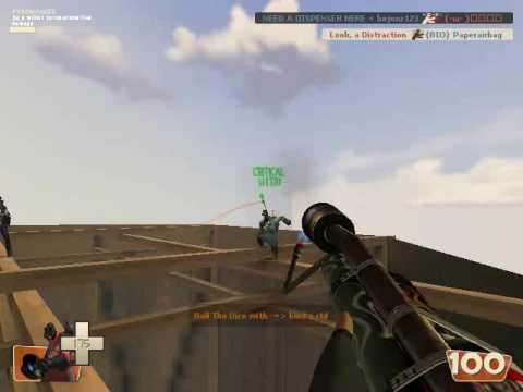 Airblasting Huntsman Arrows