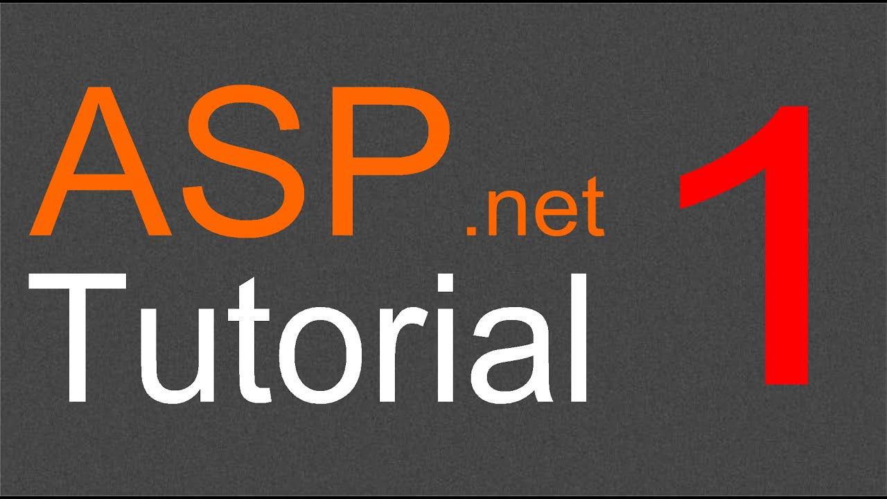 ASP.NET Tutorial for Beginners