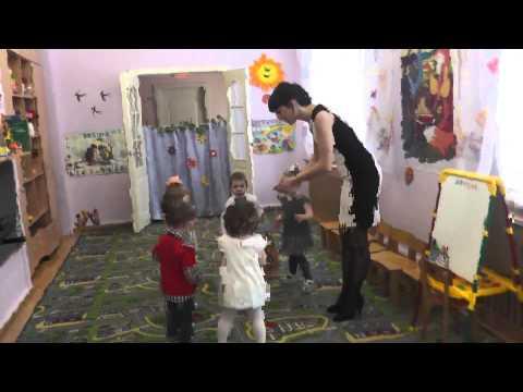 Открытое занятие в ясельной группе детского сада г.Воронеж