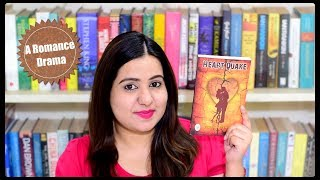 A Romance Drama   Heart Quake by Ishita Deshmukh   Book Review