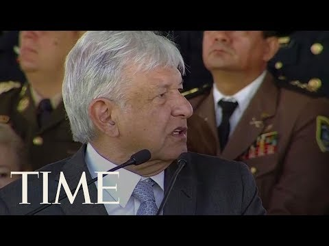 Mexico's New Leader Says He Will Use The Army To Fight Rampant Crime | TIME