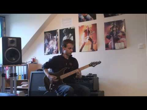 Metallica - For Whom The Bell Tolls (Guitar Cover HD)