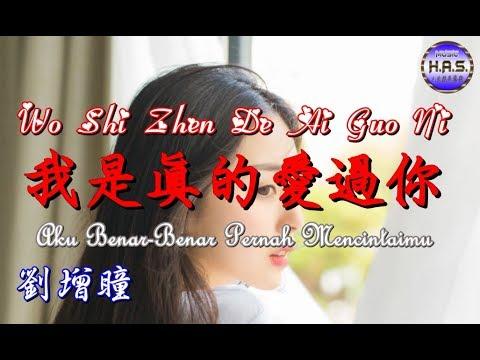 Wo Shi Zhen De Ai Guo Ni 我是真的愛過你 [Aku Benar-Benar Pernah Mencintaimu] 劉增瞳