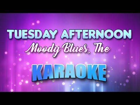 Moody Blues, The - Tuesday Afternoon (Karaoke & Lyrics)