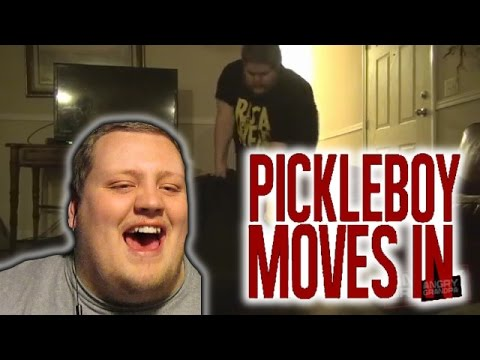 ANGRY GRANDPA PICKLEBOY MOVES IN - THE PRANK REACTION!!!