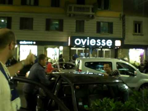 Inter Milan - Party in the Street