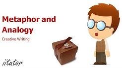 √ Metaphor and Analogy | Creative Writing | English