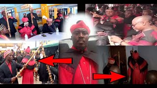Finally Prophet Onyameba stormes Kofi B's One Week Observation and fight the Killers +