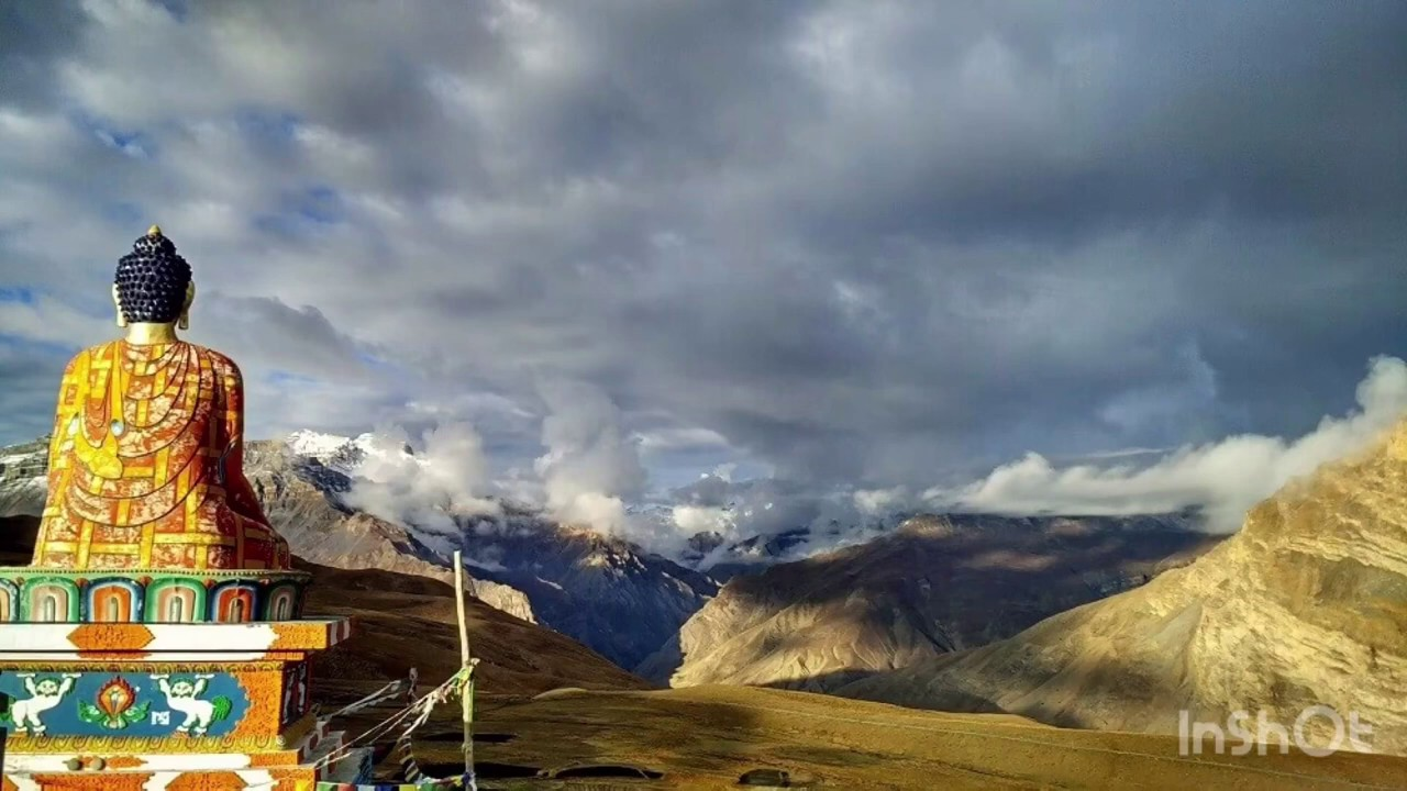 Exploring Spiti Valley and Langza village - YouTube