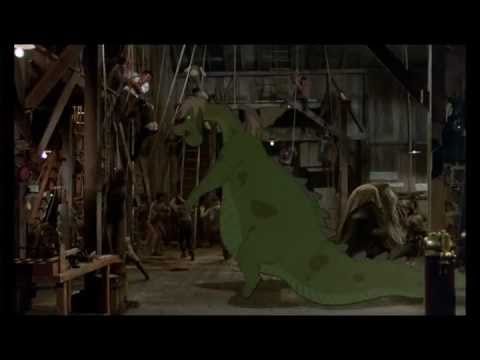 Pete's Dragon: Elliott to the rescue - YouTube