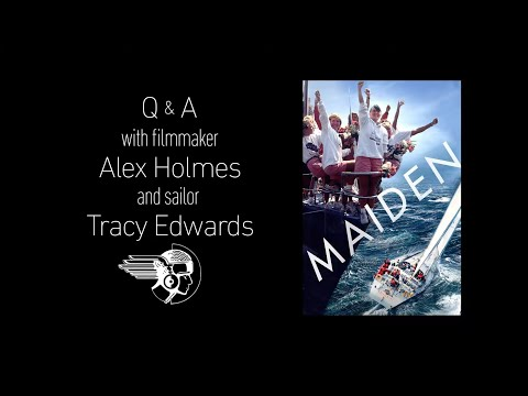 Maiden Q&A With Tracy Edwards & Director Alex Holmes