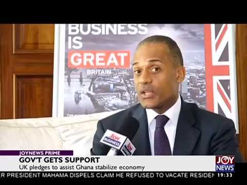 Government gets support - Joy Business Prime (9-1-17)