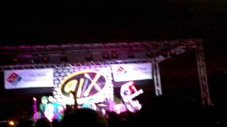 New Found Glory - Hit or Miss (Waited Too Long) - Live in San Diego Wrex The Halls 2011 Night 2