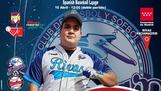 CBS Rivas - Miralbueno Zaragoza Béisbol (Partido 2 de 2)