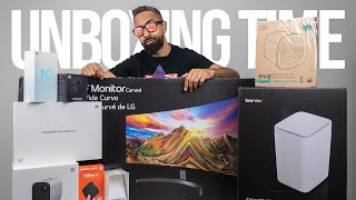 Mystery TECH - Unboxing Time 41