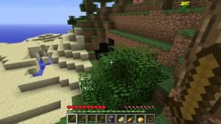 Прохождение игры Minecraft 1 серия