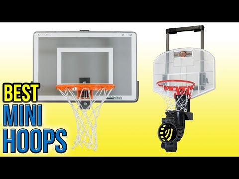 10 Best Mini Hoops 2016