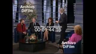 """DiFilm - Alberto Closas """"Volver a vivir"""" Bloque 5 (1993)"""