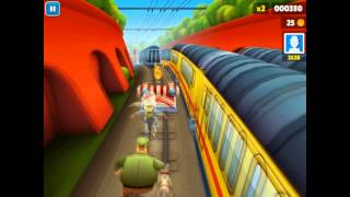Subway Surfers - Небольшой обзор игры (True Lies)