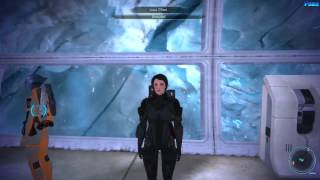 MASS EFFECT Black Pixels Bug Fix [Black Characters, Noveria]