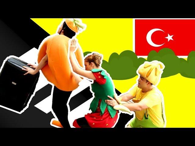فوزي موزي وتوتي (في إسطنبول) - شد الهمة - Up the hill