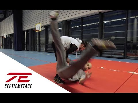 Savate Boxe  Française, La Savate Bâton Défense