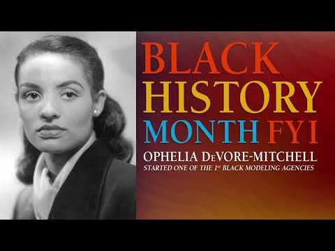 Black History Month FYI: Ophelia DeVore-Mitchell | The View