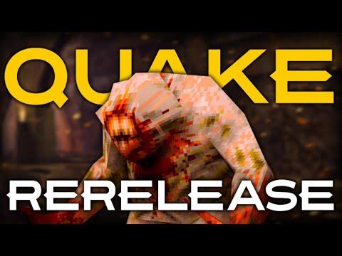 New Quake Rerelease Announced