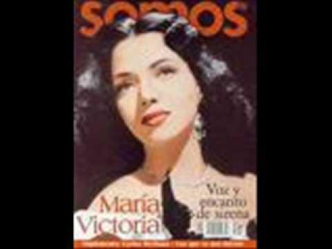 MARIA VICTORIA - COMO UN PERRO