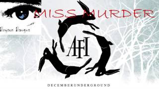 [AFI] Miss Murder Vocal Cover