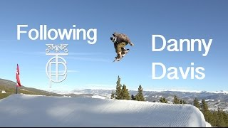 Following Danny Davis