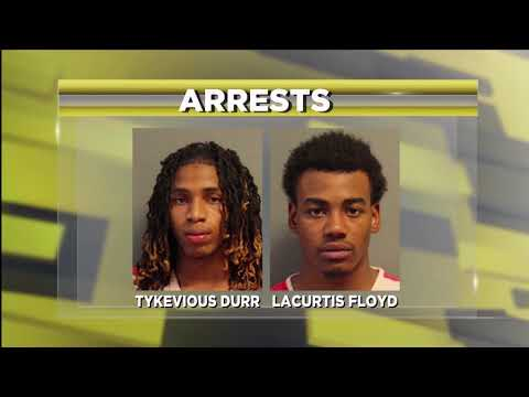 3 Arrests At One Apartment