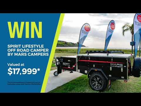 Caravan Camping Holiday Supershow Sydney 2019