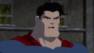 Бэтмен убивает Супермена