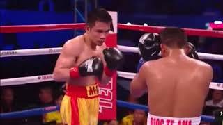 Roman Gonzales vs Wisaksil Wangek 2 Part 2