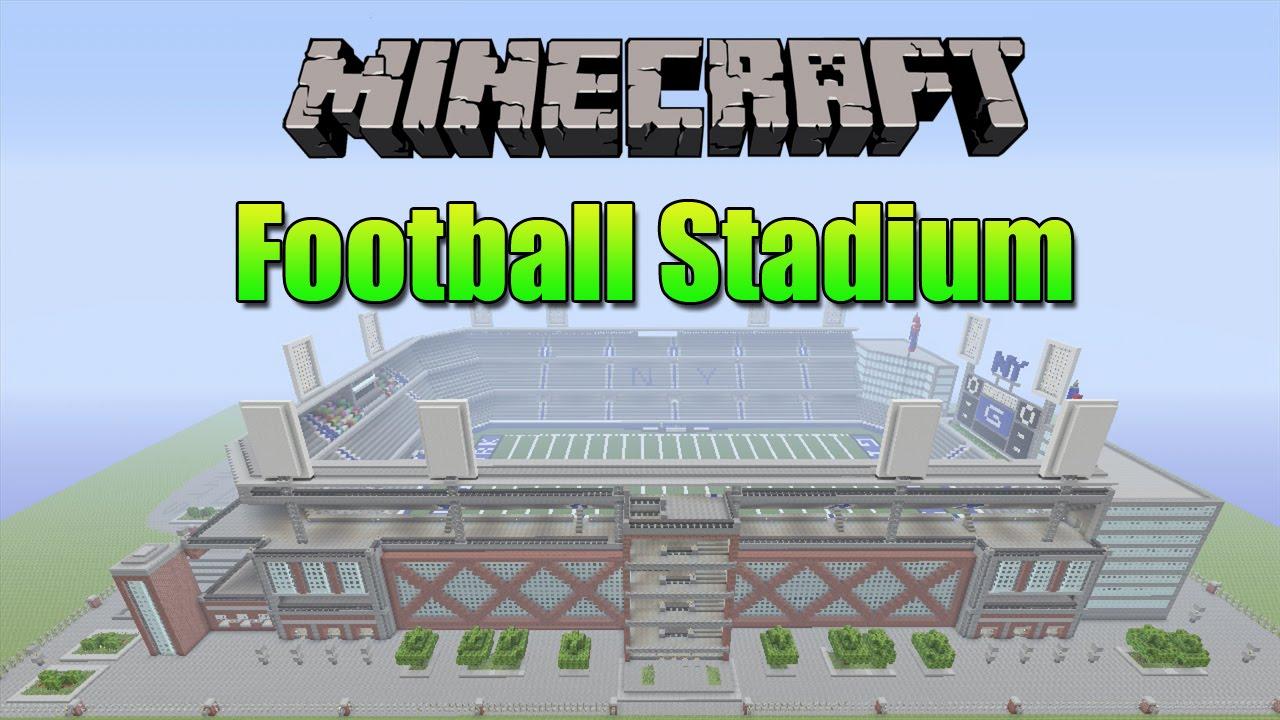 77d1749baaa New York Giants Football Stadium Minecraft Xbox 360 Edition(Re-Make ...