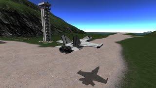 F/A-18 Hornet Speedbuild [KSP-0.90]
