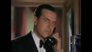 Dial M For Murder - Murder Sequence